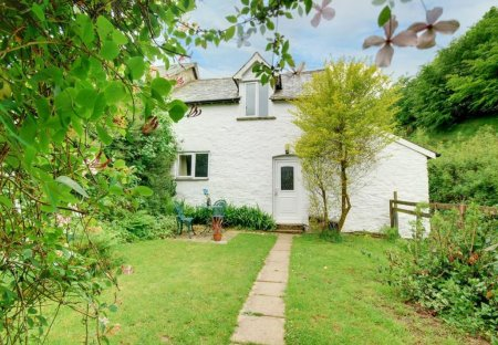 Cottage in Parracombe, England