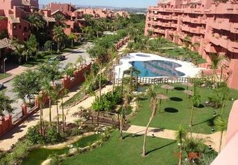 Apartment in Spain, Gualdalmansa: Las Nayades complex