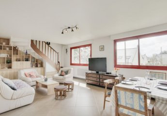 3 bedroom Villa for rent in Dinard