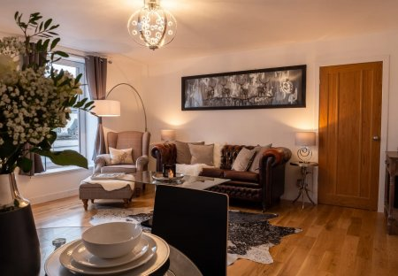 Apartment in Beauly, Scotland