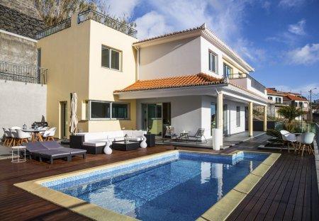 Villa in Achada de Santo Antão, Madeira