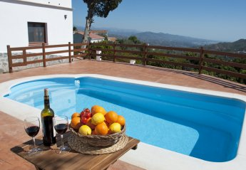 6 bedroom Villa for rent in Comares