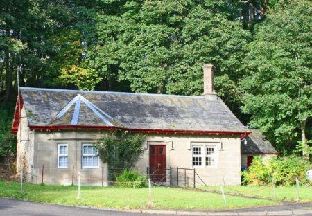 Cottage in Strathtay and Dunkeld, Scotland