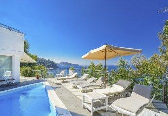 5 bedroom Villa for rent in Massa Lubrense