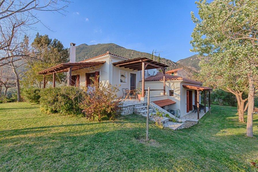 Villa in Greece, Phocis