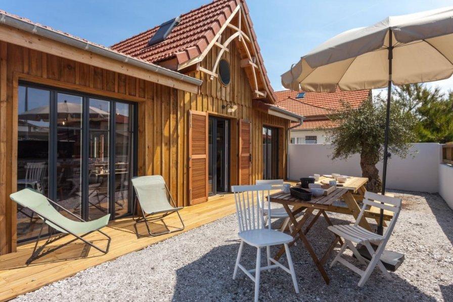 Villa in France, Plage