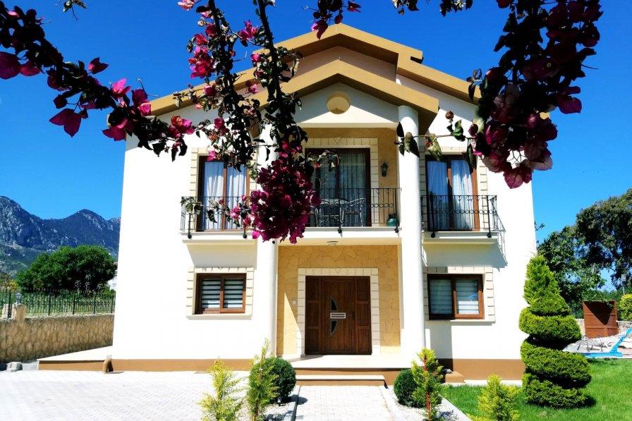 Villa in Cyprus, Lapta
