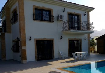 3 bedroom Villa for rent in Alsancak