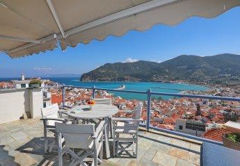 2 bedroom House for rent in Skopelos Island