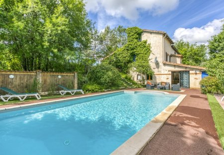 Villa in Souillac, the South of France