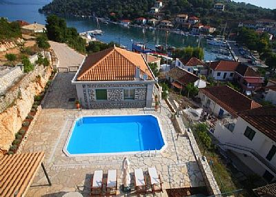 Villa in Greece, Meganisi: .