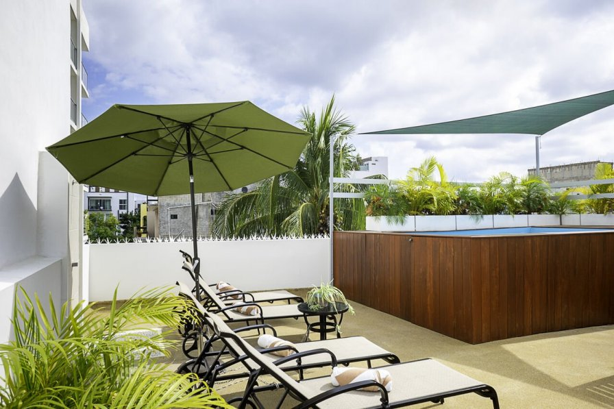 Apartment in Mexico, Playa del Carmen