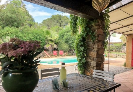 Villa in La Croix-Valmer, the South of France