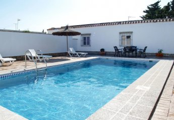 4 bedroom Villa for rent in Conil de la Frontera
