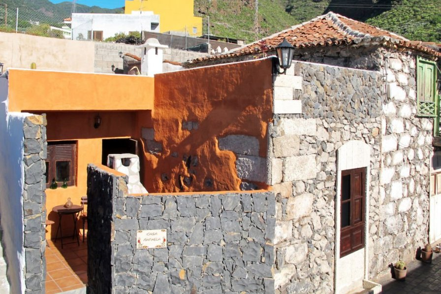 Cottage in Spain, La Morrita
