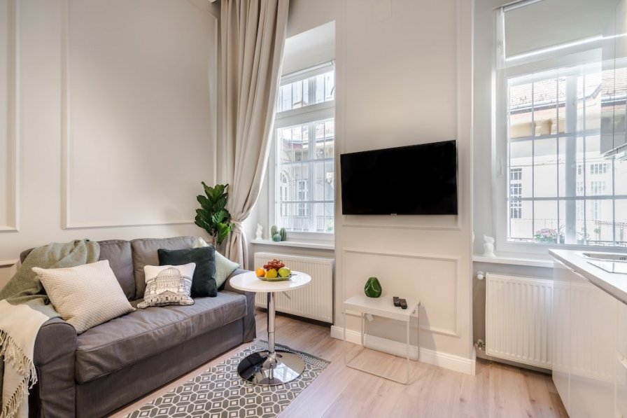 Owners abroad Stylish apartment! High quality.