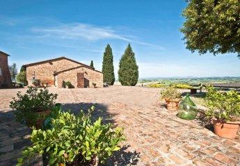 1 bedroom Villa for rent in Asciano