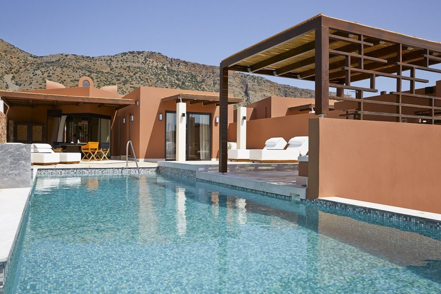 The Residence 2 bedroomed villa
