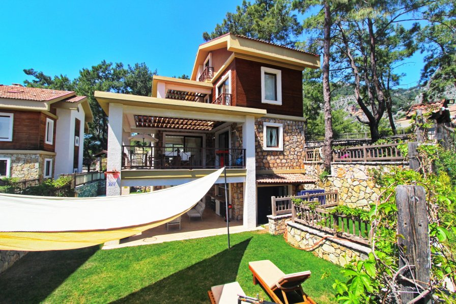 Villa in Turkey, Gocek