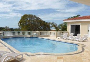4 bedroom Villa for rent in Sosua