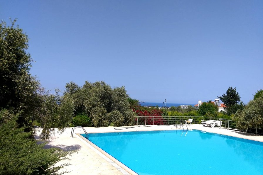 Owners abroad Comfortable Girne Villa with Pool and Views in Ideal Location