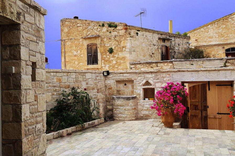 Country house in Greece, Rethymnon region