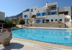 Apartment group in Crete