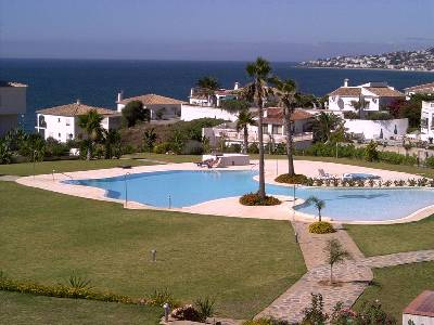 Apartment in Spain, Mijas area: Stunning views acros the Med