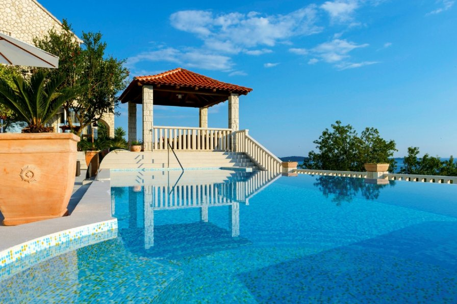Villa in Croatia, Soline