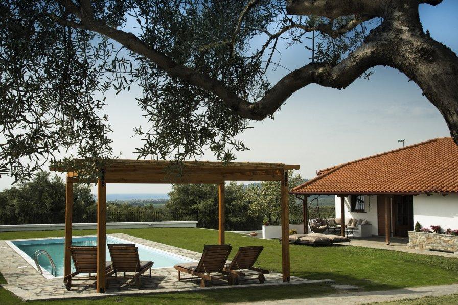 Aegle Private Pool Villa, Posidi