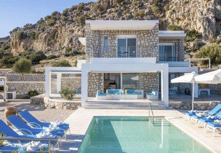 Villa in Kalithies, Faliraki, Rhodes