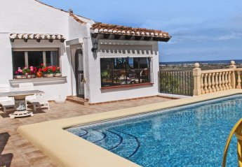 2 bedroom Villa for rent in Denia