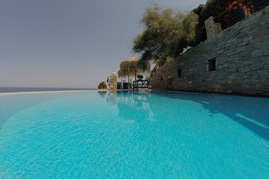 Country house in Greece, Ikaria