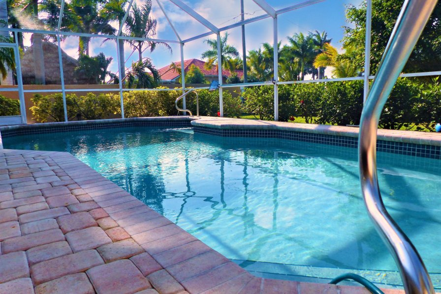 House in USA, Cape Coral