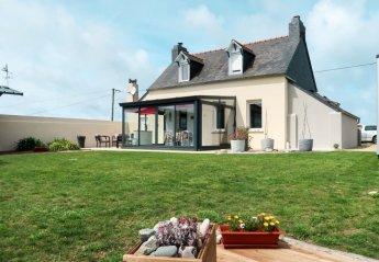2 bedroom Villa for rent in Pleubian