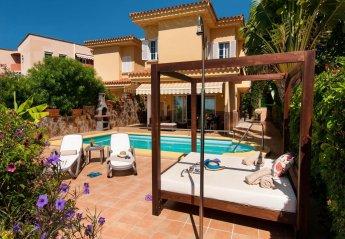 4 bedroom Villa for rent in San Agustin