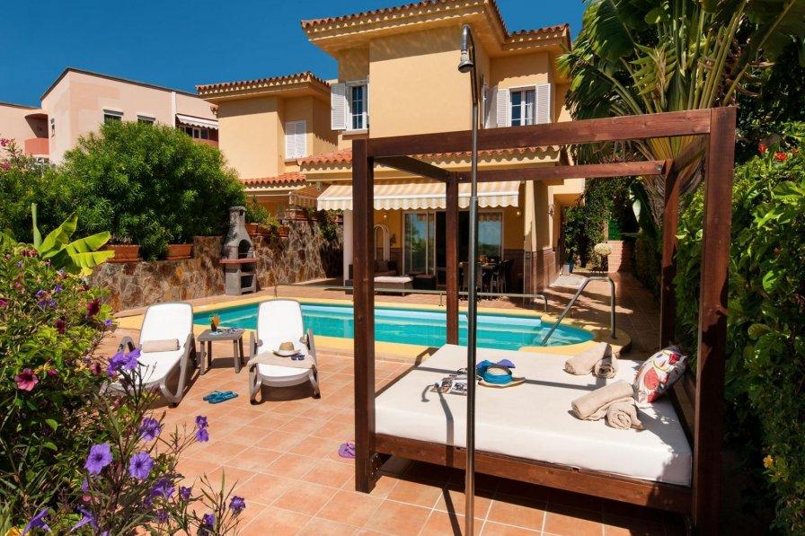 Villa in Spain, San Agustín