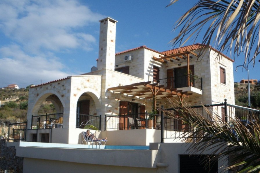 Villa in Greece, Kokkino Chorio