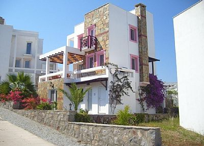 Villa in Turkey, Gundogan: villa 2009