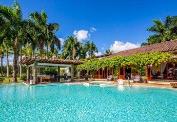 6 bedroom Villa for rent in Punta Cana
