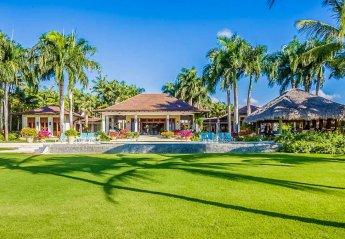 8 bedroom Villa for rent in Punta Cana