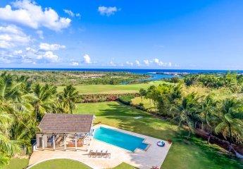 5 bedroom Villa for rent in Punta Cana