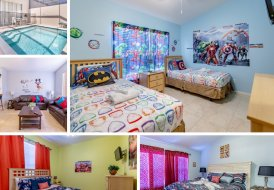 Town House in Windsor Palms, Florida