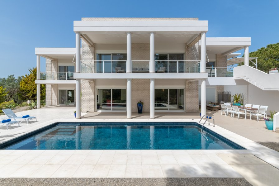Villa in Greece, Pastida