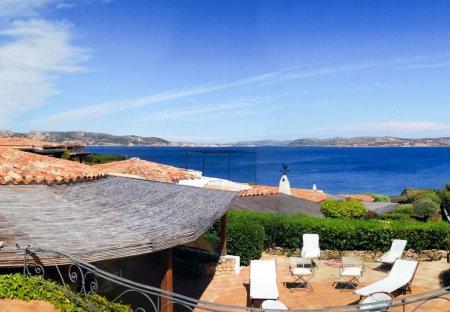 Villa in Punta Sardegna, Sardinia