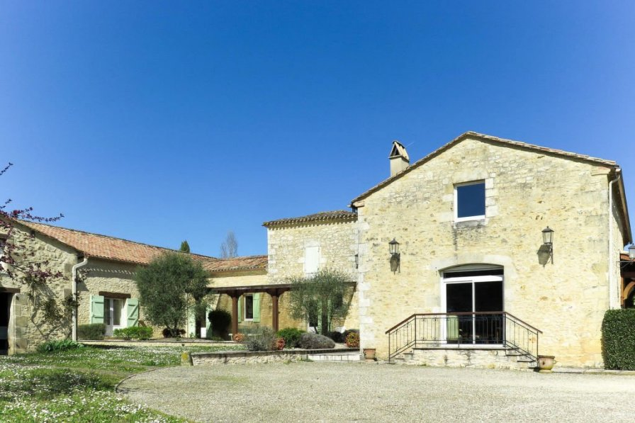 Villa in France, Gavaudun