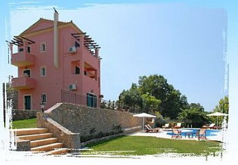 Villa in Greece, Acharavi: .