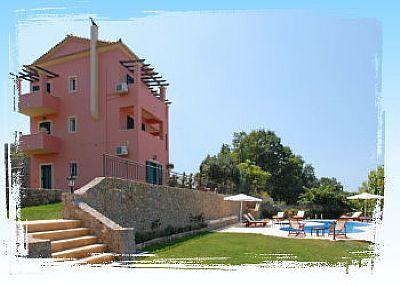 Villa in Greece, Acharavi: .