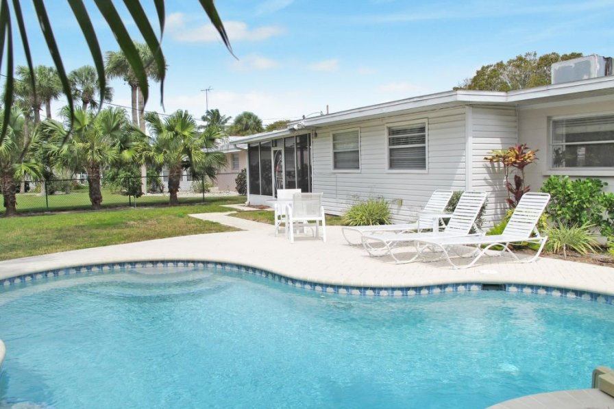 House in USA, Anna Maria Island