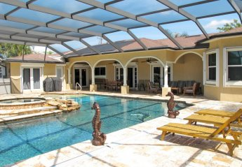 4 bedroom House for rent in Cape Coral